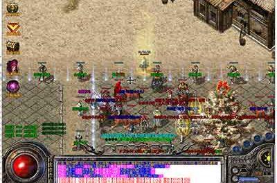 变态传奇私服玩家进入魔龙狱的方法介绍