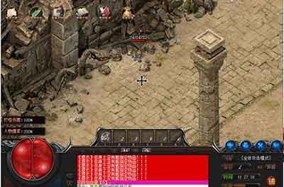 传奇超变私服玩家获取符文的攻略