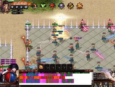 玩家在新开传世私服中提高自身战斗力的方法