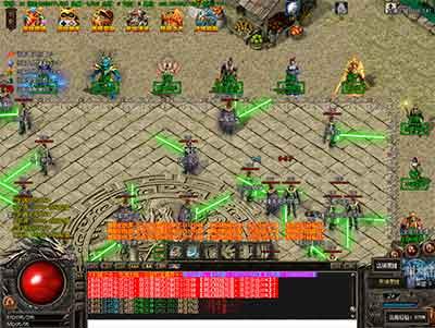 玩家在新开超变合击传奇中刷装备的攻略