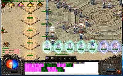 玩家在1.70复古传奇中领取奖赏的方法