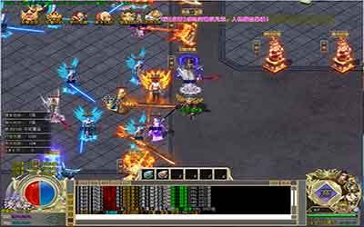 分析装备对火龙传奇超变战士职业的必要性