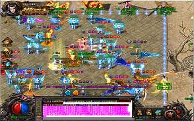 195新开传世玩家获得神石残片的攻略