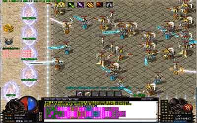玩家在微变传奇私服得到玉饰残片的攻略