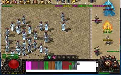 玩家在沉默合击传奇单杀BOSS得装备的攻略