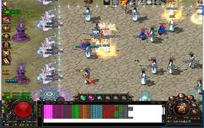 变态传奇世界玩家如何在祖玛神殿领奖赏?