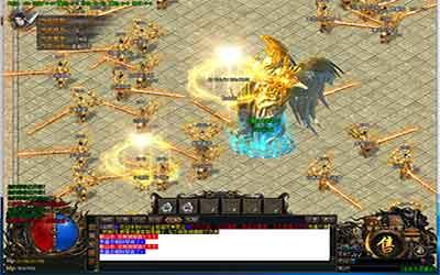 玩家可以在176贪玩传世的殊荣商城换取原材料