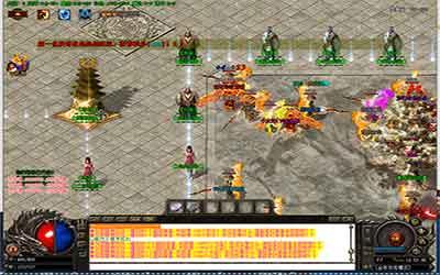 龙魄淬炼在网通传奇中变中需要消耗魔龙丹