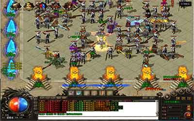 玩家在1.76传奇世界得到免费聚灵珠的窍门