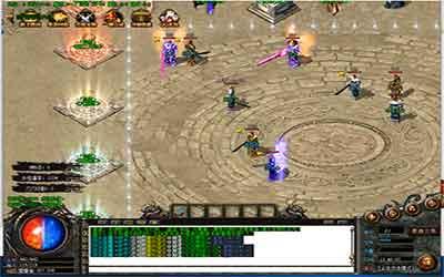 迷失传奇手游战士PK时怎么使用烈火剑法?