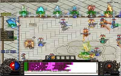 玩家在火龙超变传奇查看每天活跃度的方法