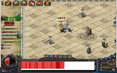 玩家在传奇新开单职业中首杀可以得到豪礼