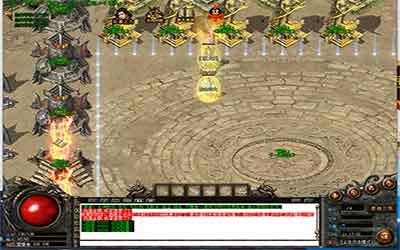玩家怎么才能在1.80传奇打金中得到狂野怒吼技能?