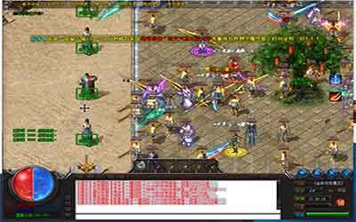 玩家在公益传奇超变中得到帝王套服的秘籍