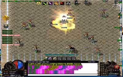 微变传奇世界会员玩家赠予超强力的攻击速度