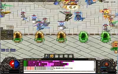 玩家如何在沉默传世单职业中召唤英雄人物?