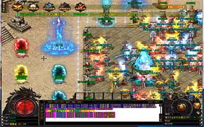 变态传奇公益服玩家进入试炼之地的攻略大全
