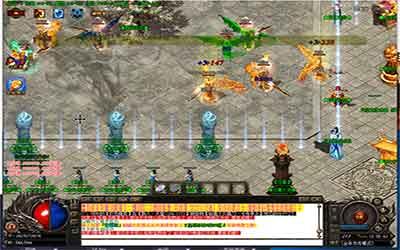 变态传奇世界神威狱团本对玩家开放的时间介绍