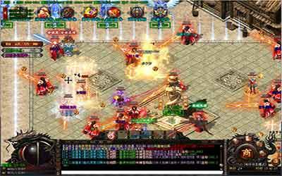 玩家进入沉默传世单职业封魔殿的路线分析