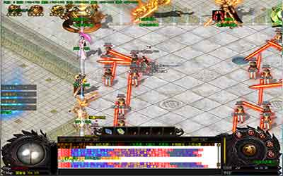 玩家在传奇复古单职业中获得噬血剑武器的方式
