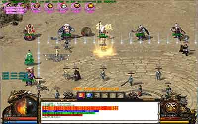 传奇单职业新开玩家如何打boss蛇妖王?
