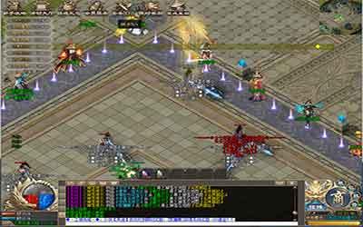玩家在合击传世新开获得工作经验的窍门