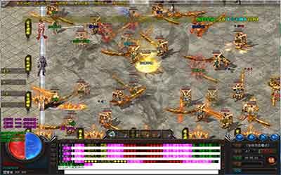 玩家在神器无英雄传世完成副本后能得技能书