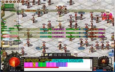 176超变传奇行会战中玩家需要留意什么?