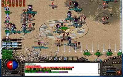 玩家在单职业传奇超变中参加攻城略地的方法