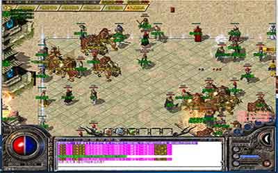 玩家参加微变传世手游屠戮废土活动的技巧