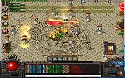 60级的玩家才能进入微变传奇世界光翼的操作界面