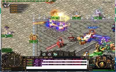 玩家在迷失超变传奇中得到二转装备的窍门