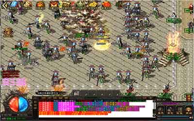 超变复古传奇中盔甲道具对玩家的好处分享