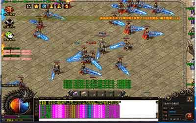 网通复古传世玩家打什么怪能爆出武器装备?
