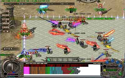 网通传奇中变城争霸主题活动玩法攻略!