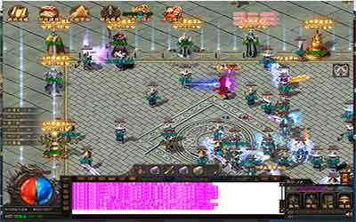 玩家在传奇中变公益服中怎样才能进入高级地图