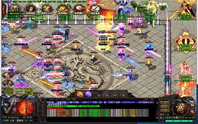 热血传奇中变游戏中武器装备掉宝率占比一览!