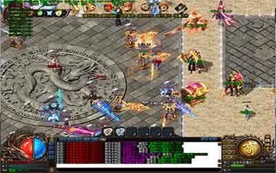 玩家在中变热血传奇手游中怎样获得狂怒之力?