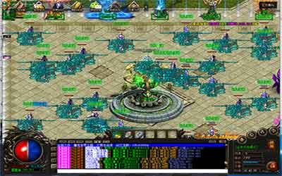 新开超变传奇技能加强游戏玩法说明!