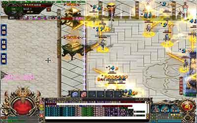 热血传奇一条龙里边散人玩家怎样PK?